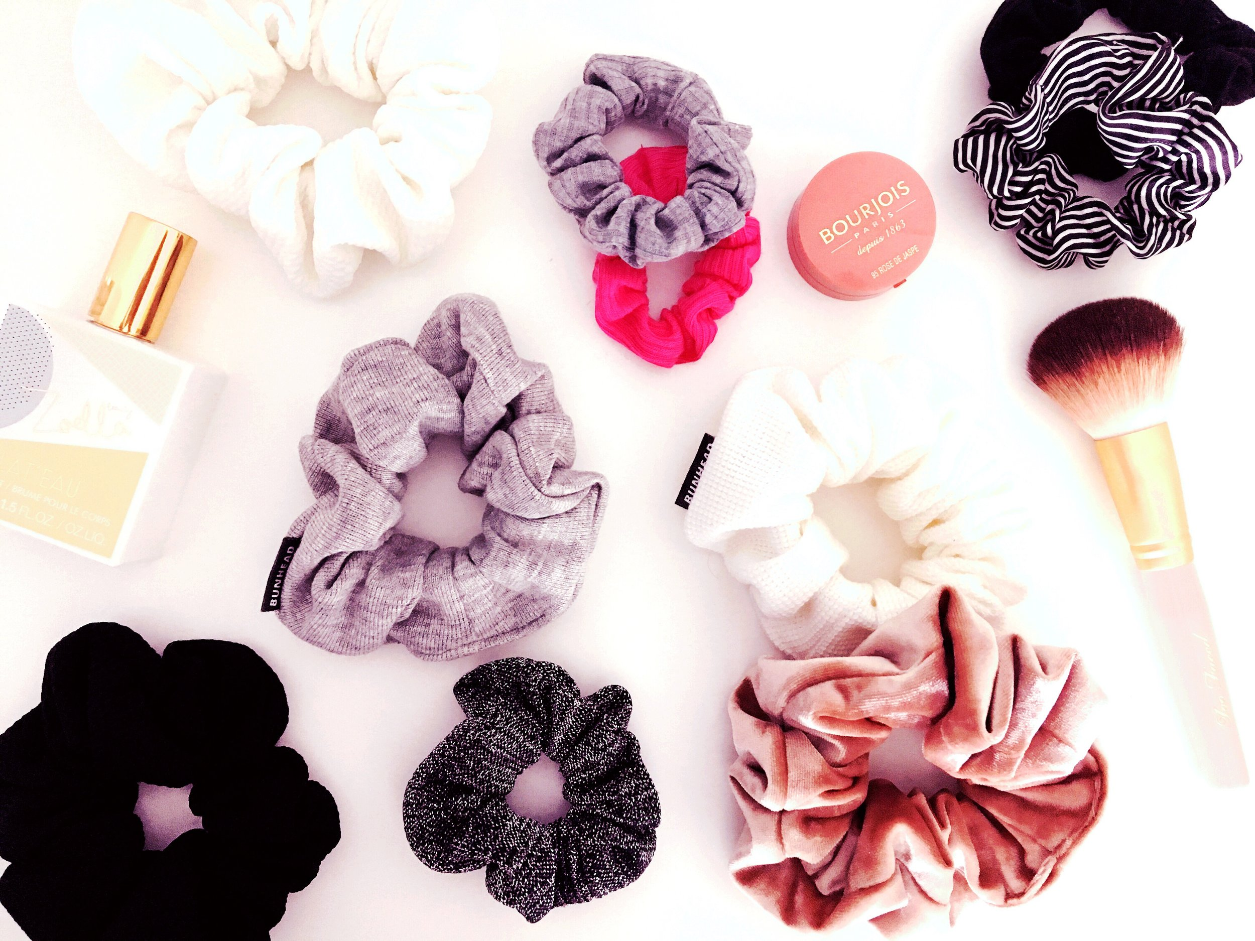 THE FUNKY FRESH / ORGANIZE YOUR SCRUNCHIES