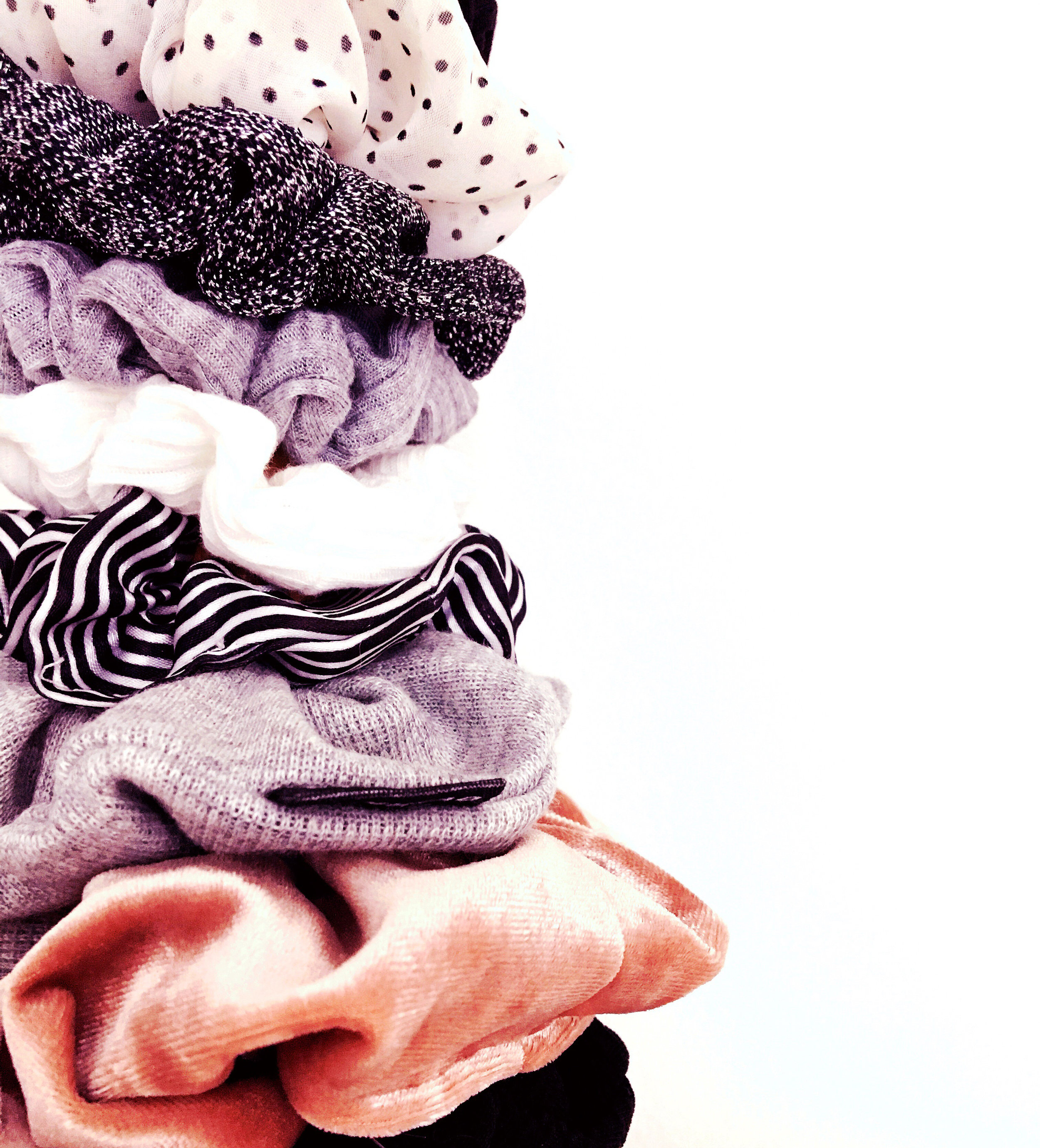THE FUNKY FRESH / SCRUNCHIE STACK