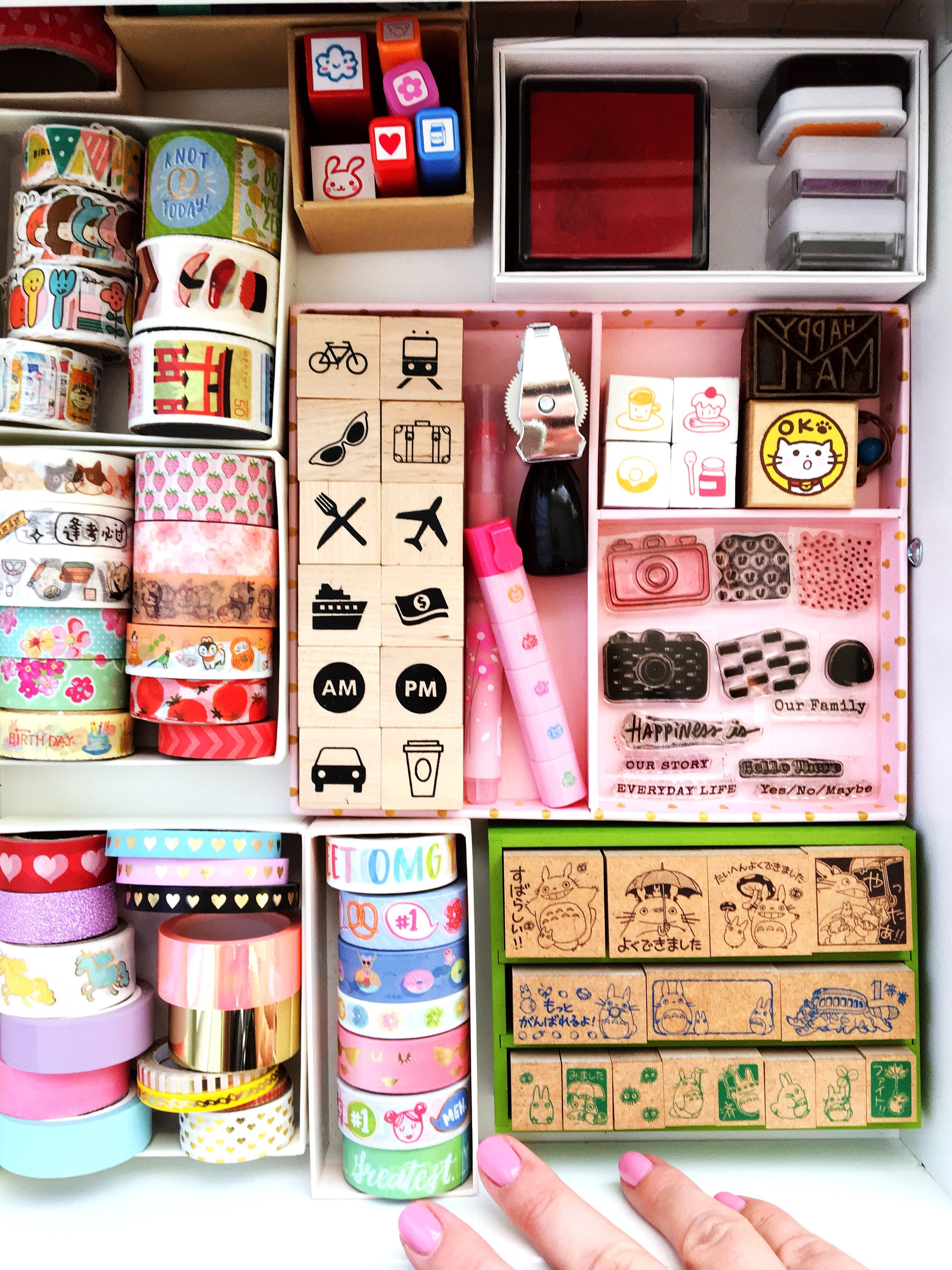 THE FUNKY FRESH / STATIONARY DRAWER