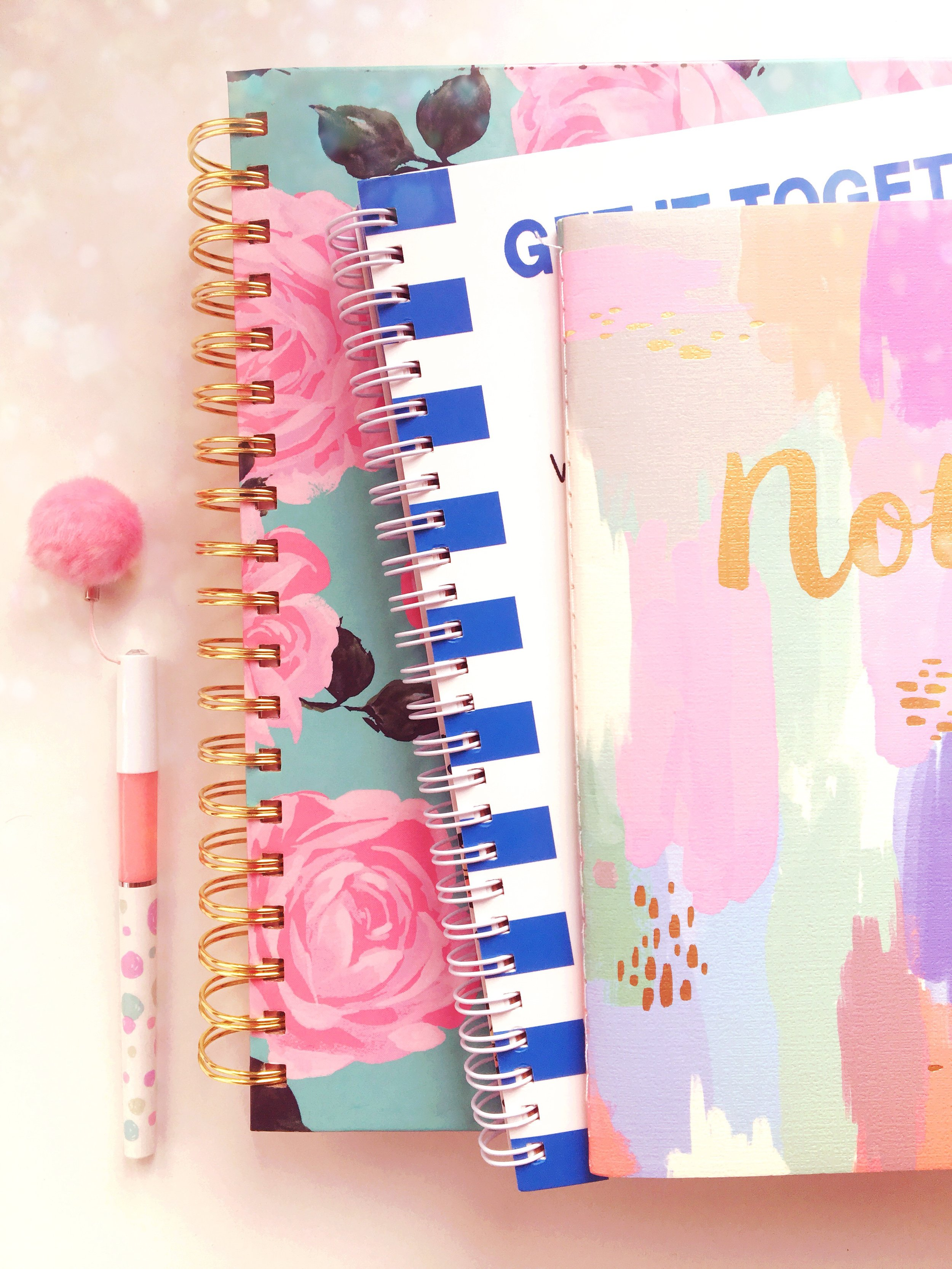 THE FUNKY FRESH / NOTEBOOKS