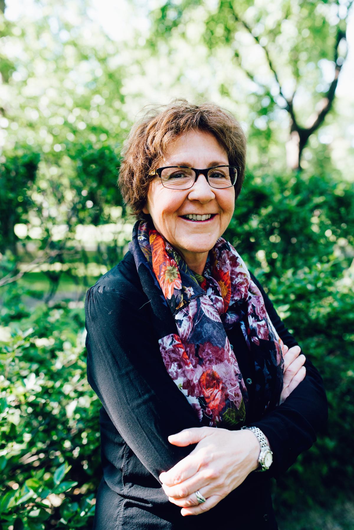 Suzanne Plourde Pinard - Collaboratrice