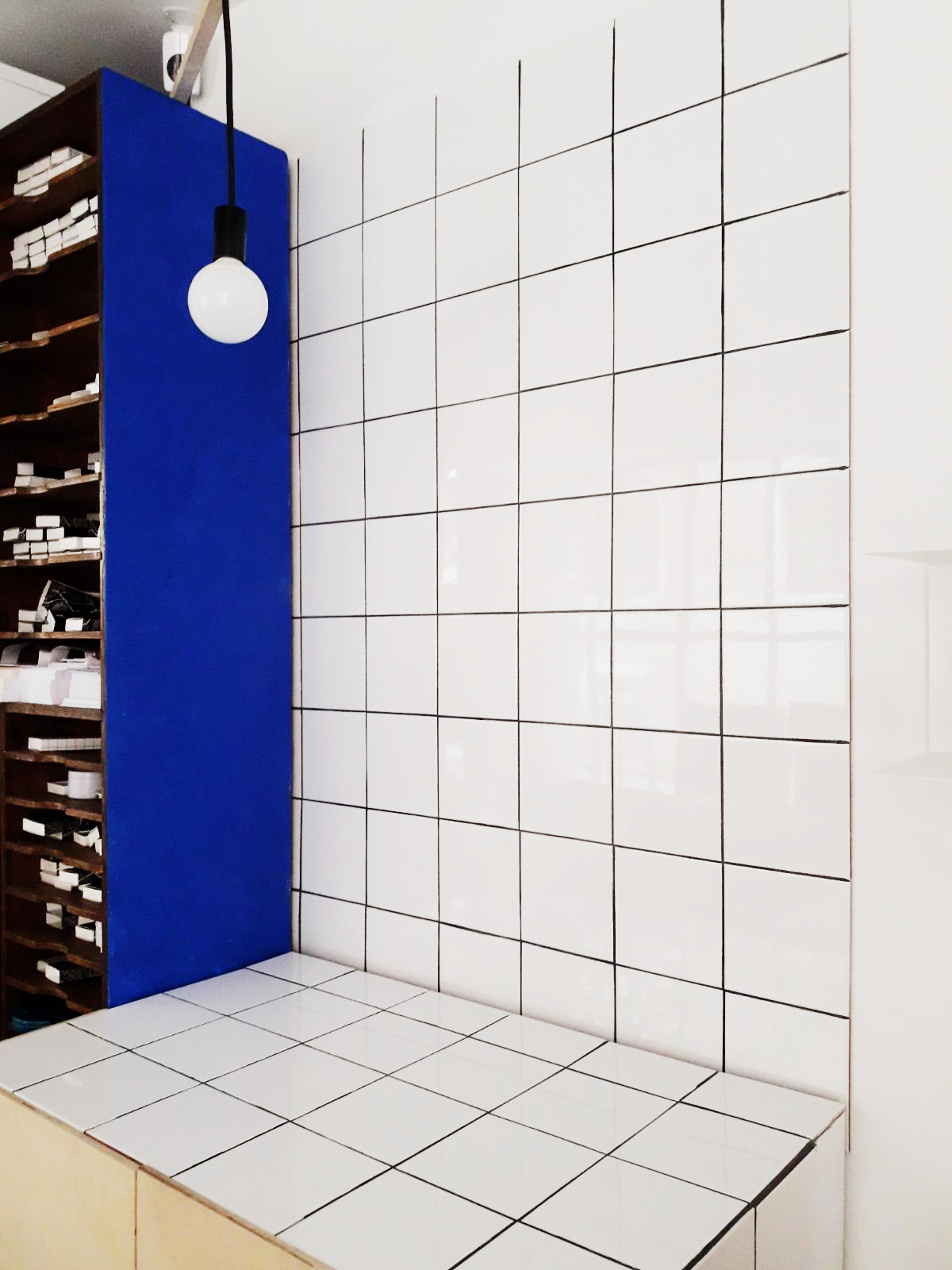 from:  our studio/shop in Barcelona