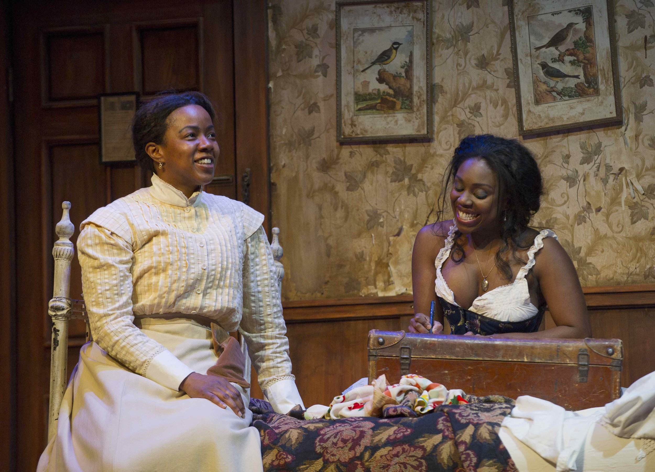 """Intimate Apparel"" Arts Club Theatre, Vancouver"