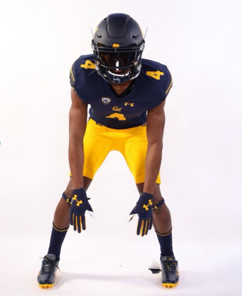 Zahran Manley Commits to Cal