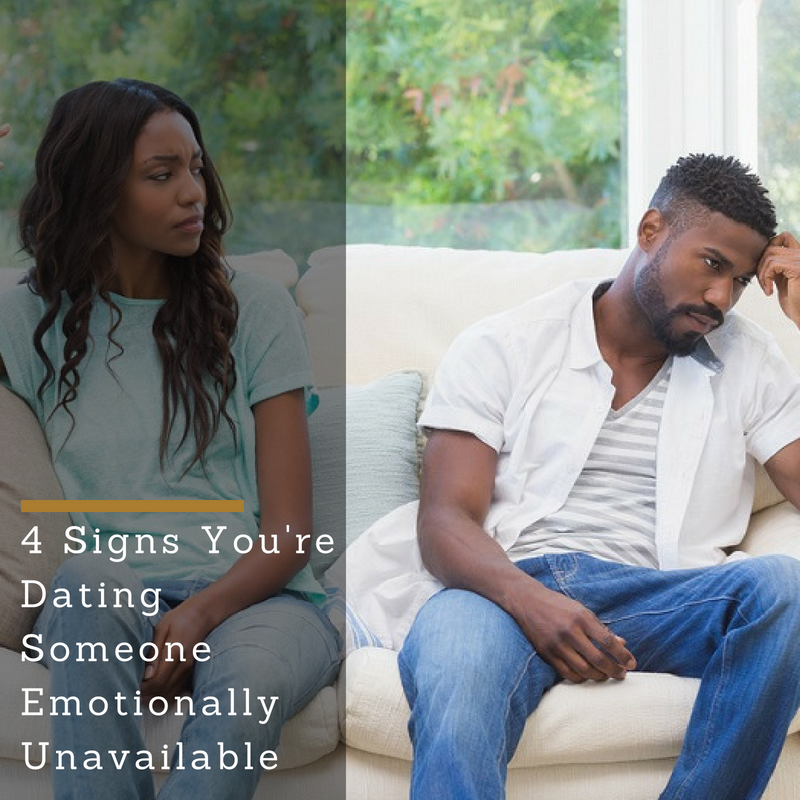 Dating Advice: 4 Signs You're Dating Someone Emotionally Unavailable