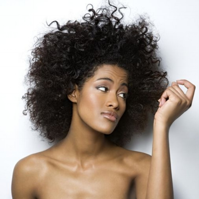 Leonard Mc Lane/Getty Images - Natural Hairstyles For Black Women