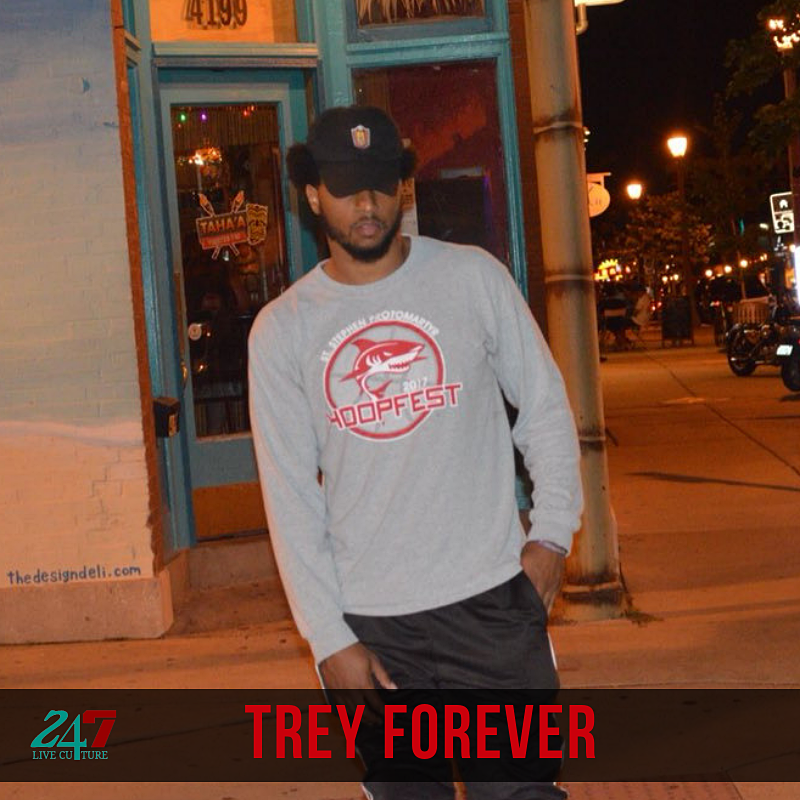 Trey Forever - Exclusive Interview