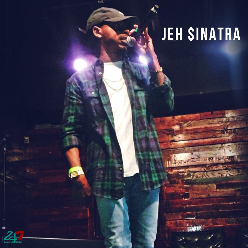 Jeh $inatra Music Interview