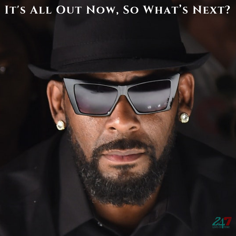 Surviving R. Kelly: It's All Out Now, So What's Next?