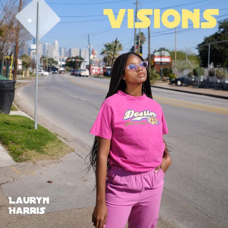 "Lauryn Harris Drops New Single ""Visions"""