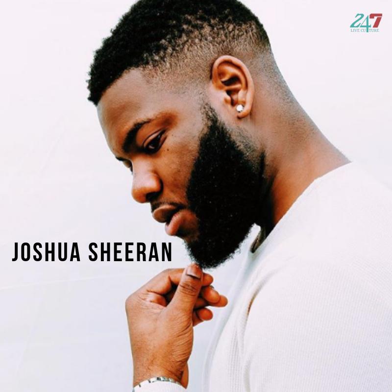 """Joshua Sheeran Drops New Single """"Blessings"""""""