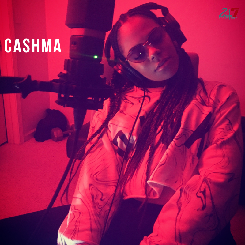 Destiny Cashma Music Interview