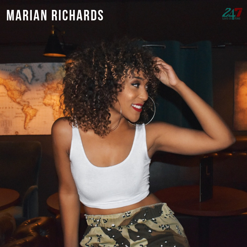 Marian Richards Exclusive Music Interview