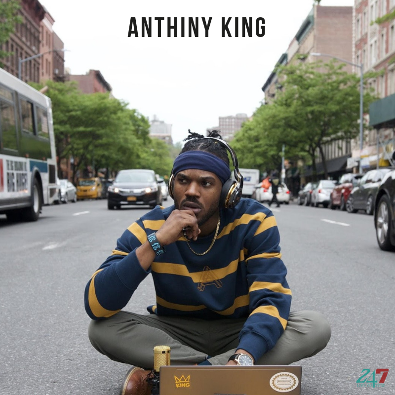 "Anthiny King Talks Release Of His New Album ""Parallels"""