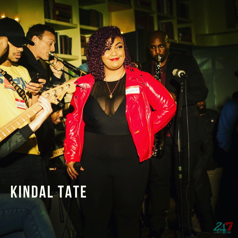 Kindal Tate Exclusive Interview