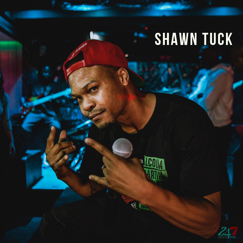 "Shawn Tuck Talks The Release Of His Album ""Product Of My Environment"""