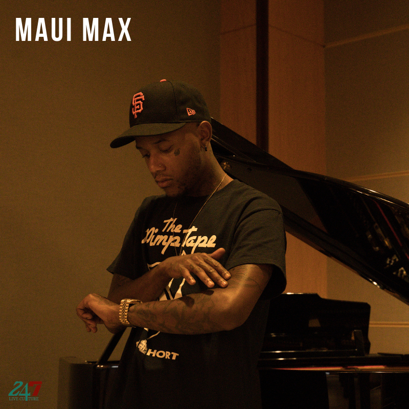 Maui Max Music Interview