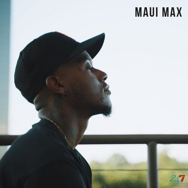 "Maui Max Drops New Video For His Single ""Ball"""