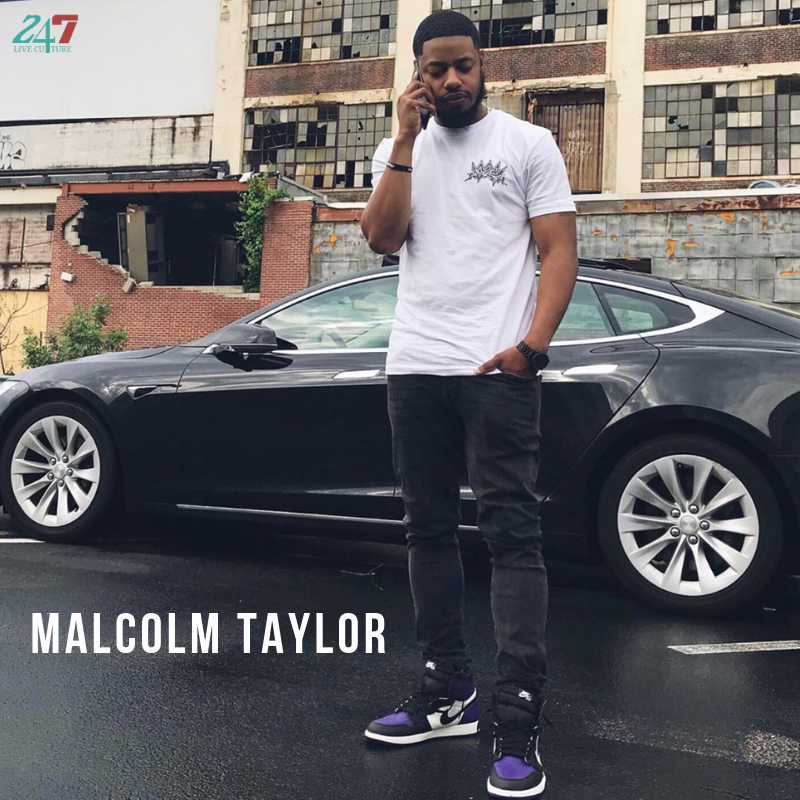 """Malcolm Taylor Drops Visual For """"Ambition"""""""