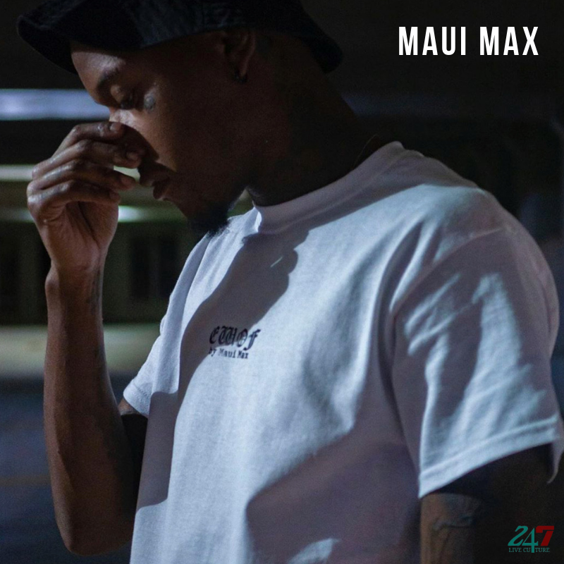"""Maui Max Talks His New Album """"Everything Works Out Fine"""""""