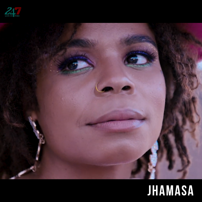 "Jhamasa Drops New Visual For ""Bad Mamma Jhamma"""