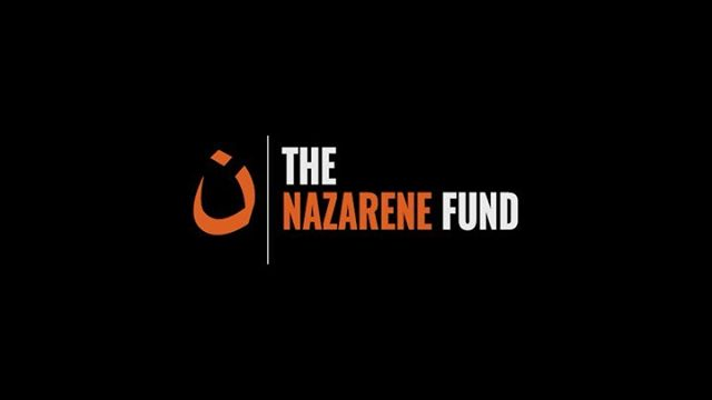 "It is a beautiful day of freedom for Christine and her family, who were persecuted by ISIS for many years. But we know there are still so many other ""Christines"" out there who need our help. Please watch this video and give all you can to support The Nazarene Fund. @thenazarenefund #endhumantrafficking #thenazarenefund"