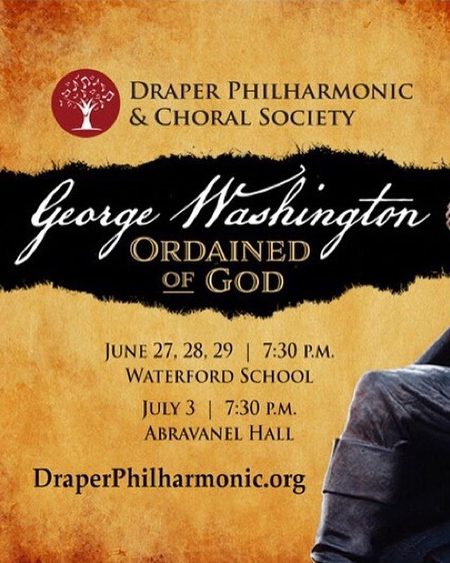Check out this concert!! I was told by the producer that the program is based in my American history books. So honored! So go watch it!!!