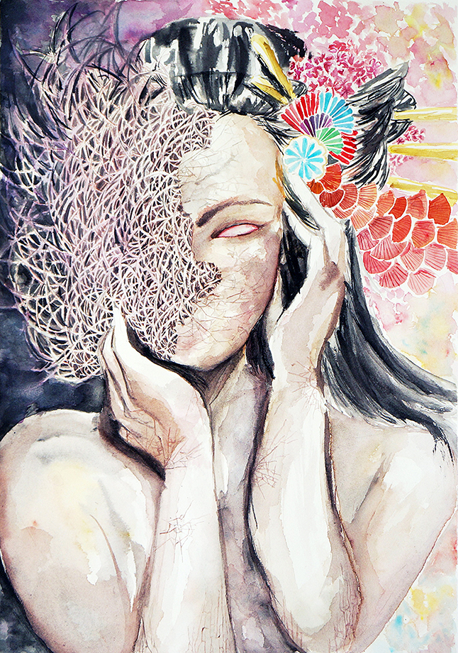 OVERGROWN - Have you had those days when your thoughts could not be oppressed any more?(fusionartps.com)