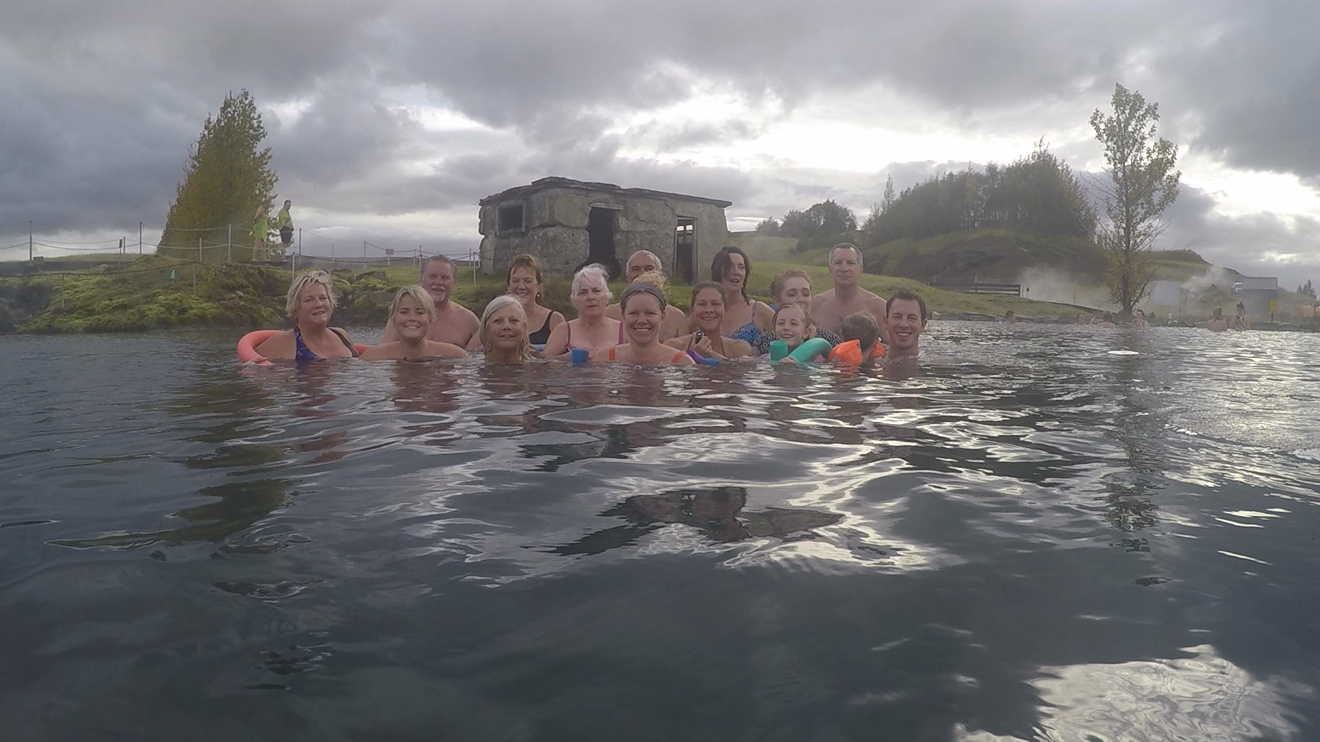 Core Retreat 2017 - Reykjavik, Iceland Hot Springs at the Secret Lagoon