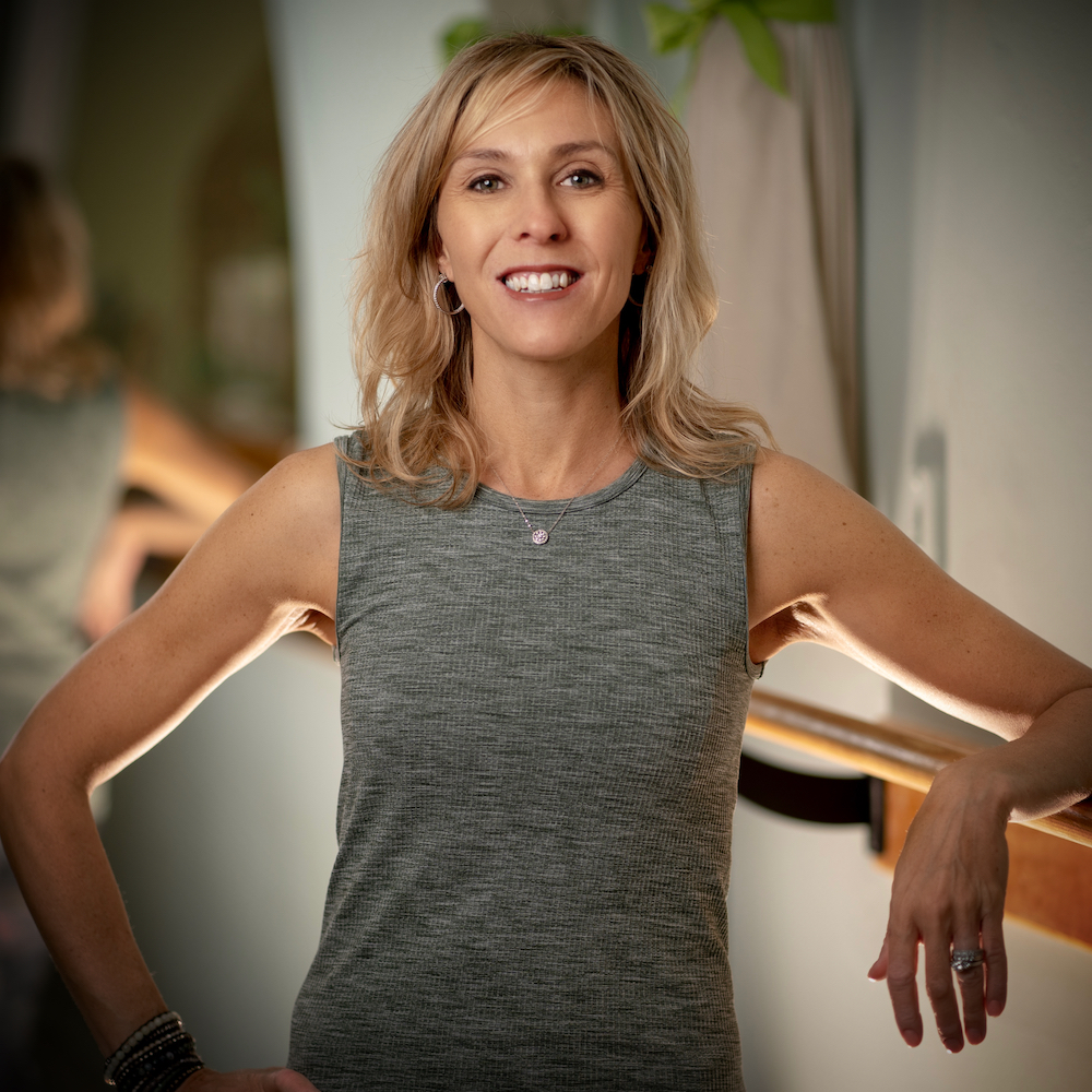 Jennifer Green  -  Pilates Teacher