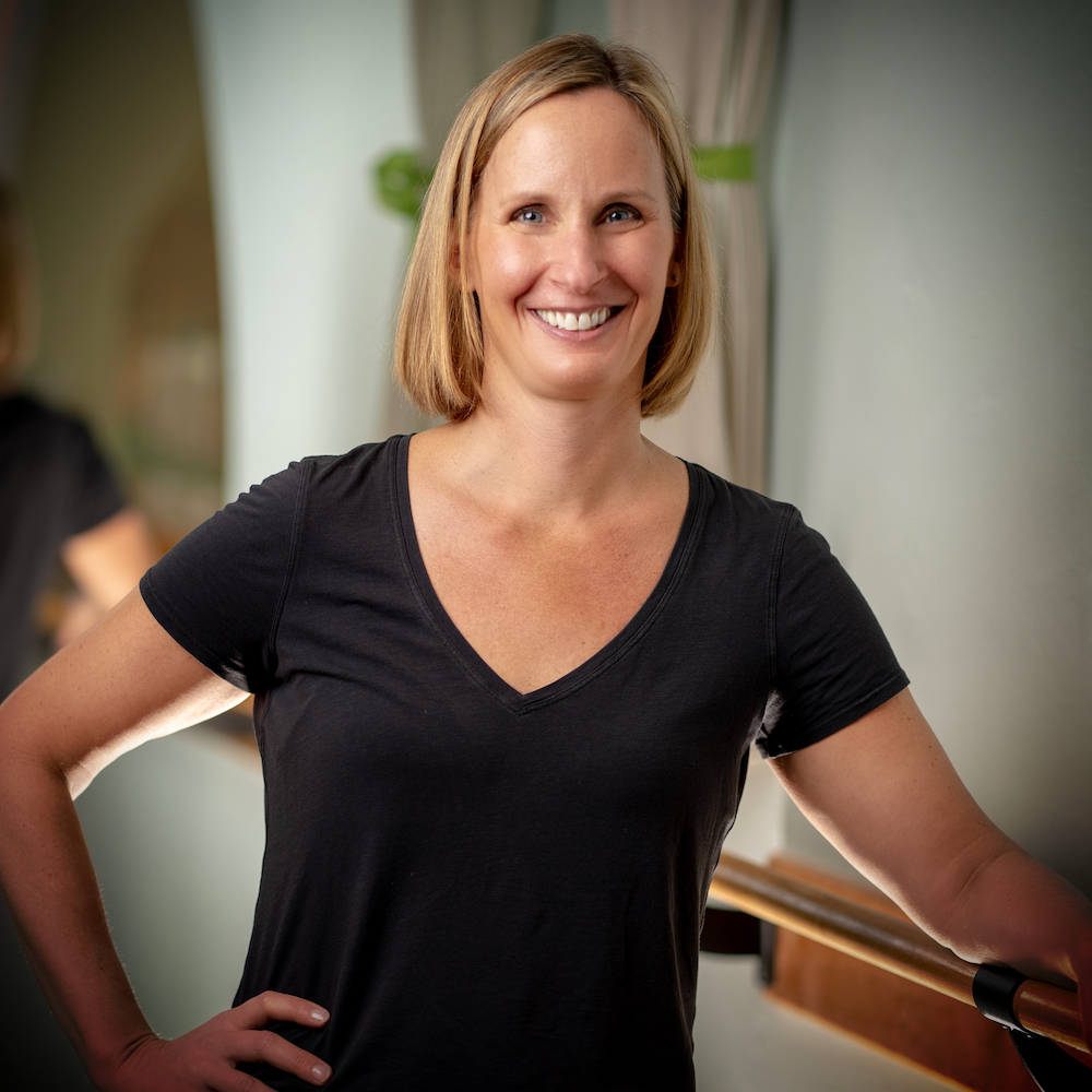 Susan Rankin  -  Pilates Teacher