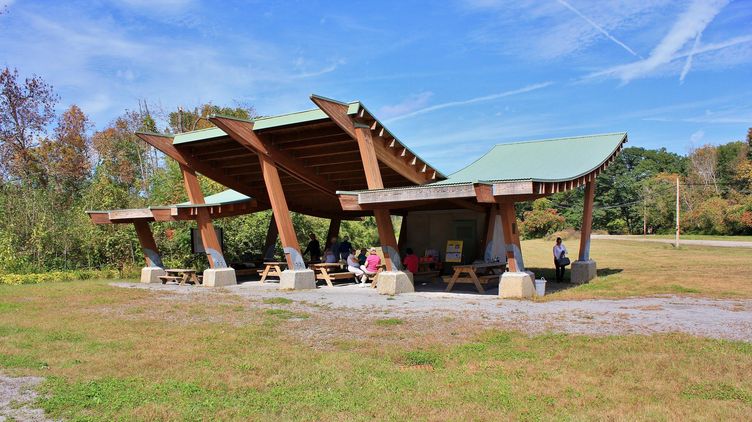 The Picnic Pavilion -