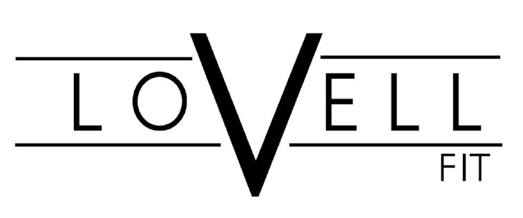 Black on White LovellFit Logo.jpg