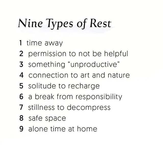 Are you resting? Without a break, the brain gets overloaded and overwhelmed. How are you allowing allowing yourself to refresh, rejuvenate, relax?  #mentalhealthawareness #brainsarecool #selfcarefirst #restfulliving