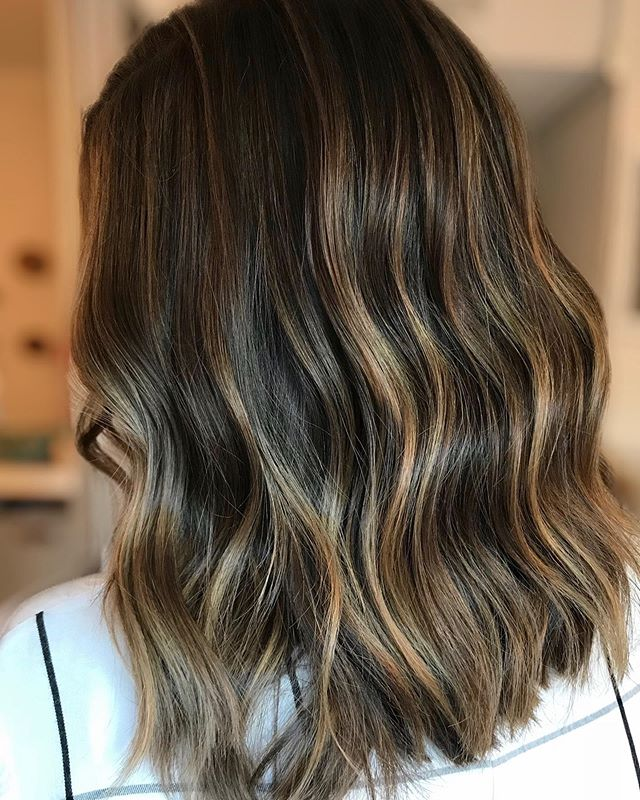 Gimme all the Brunette Babes Balayage 😍😍😍