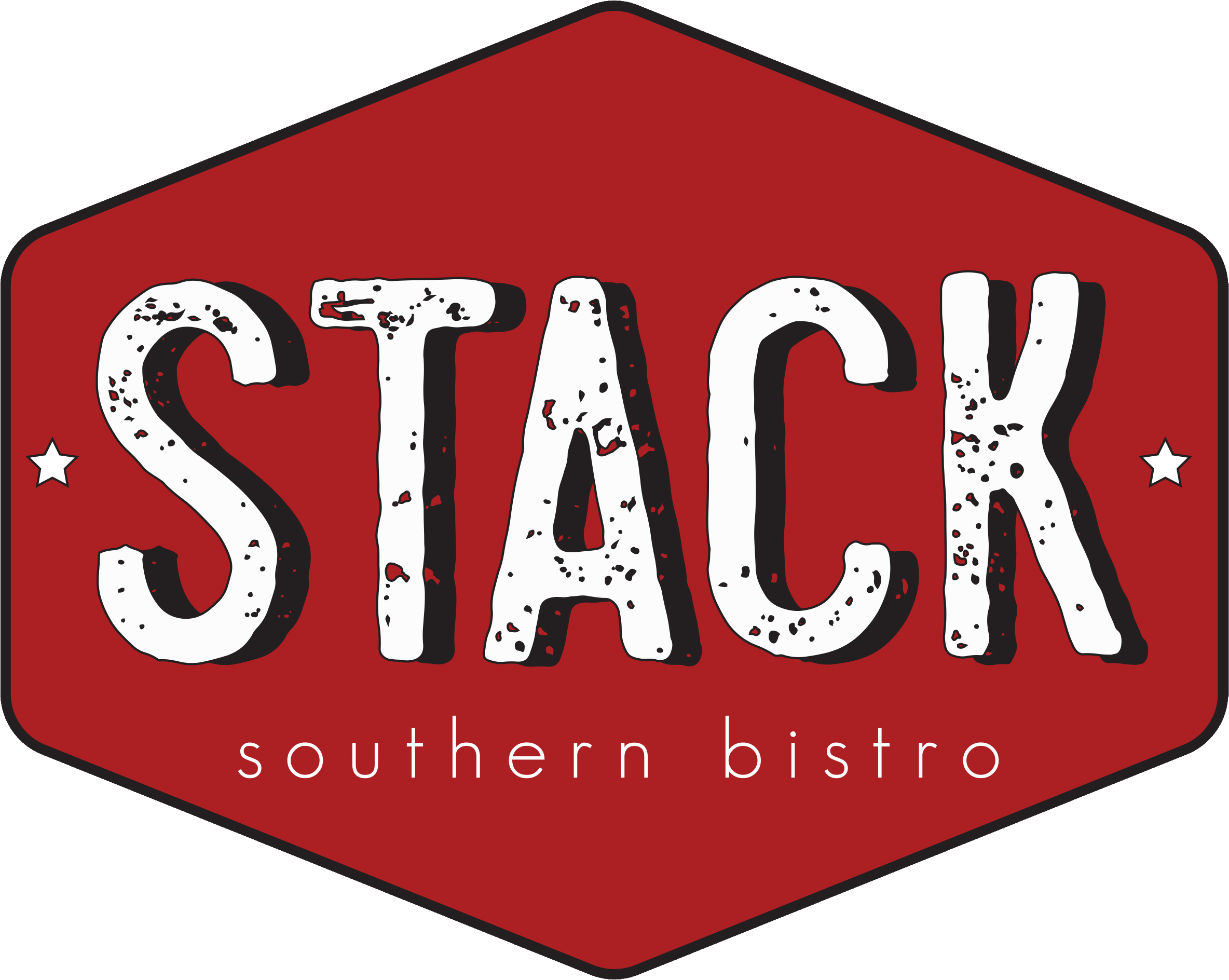 Stack Southern Bistro , 166 First Street NE, gourmet burgers, 80+ bourbons.