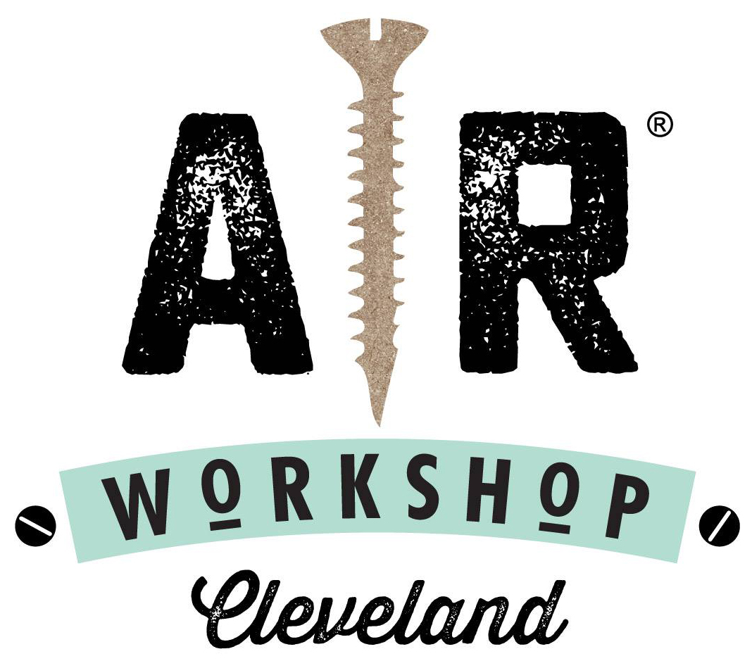 AR Workshop Cleveland , 125 Inman Street E, create on-trend home decor from raw materials.