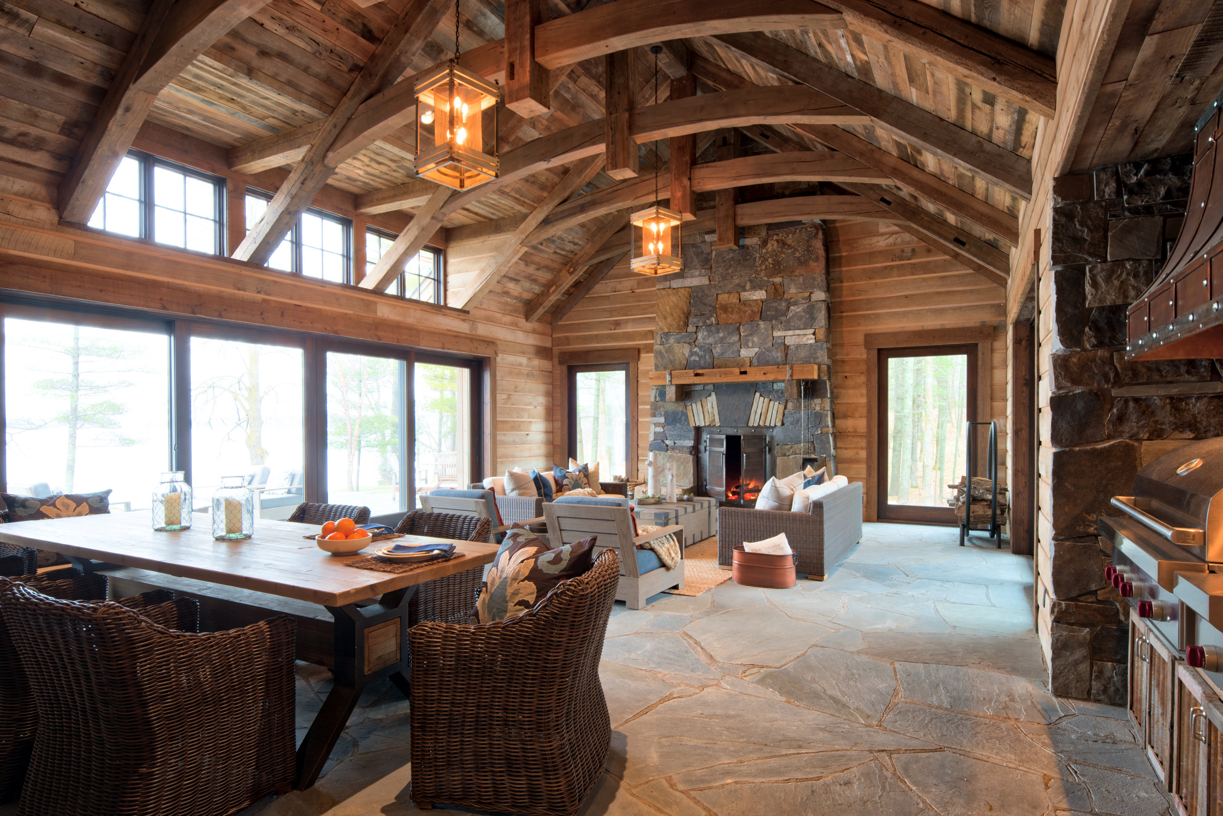 Haakon Lodge -