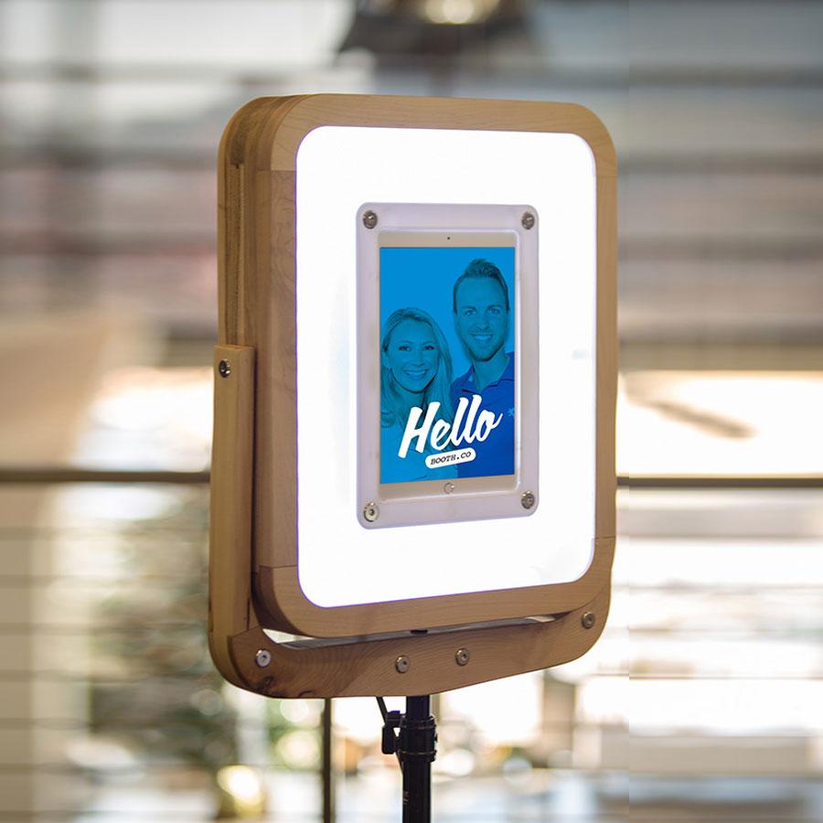 Hello Booth Hardware -