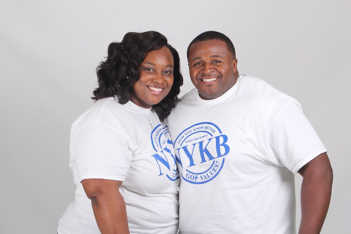 Ministers Courtney & Kay Reed