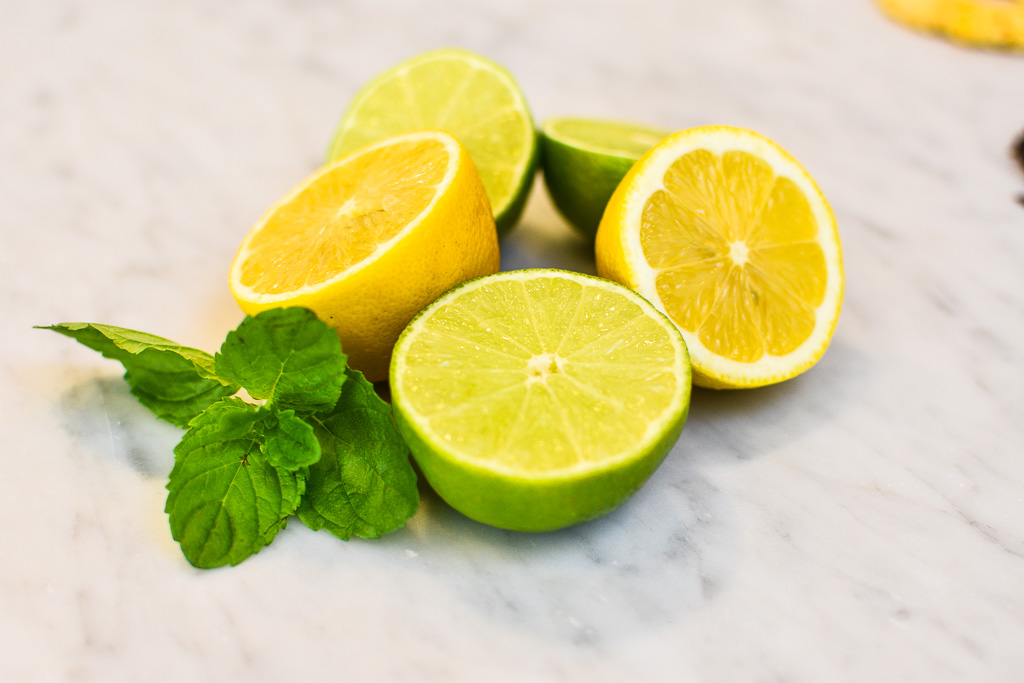 Lemons - We all know that a drink made with this vitamin C packed fruit has always been one of the best ways to cool off on a scorchingly hot day. Do we have to say any more?