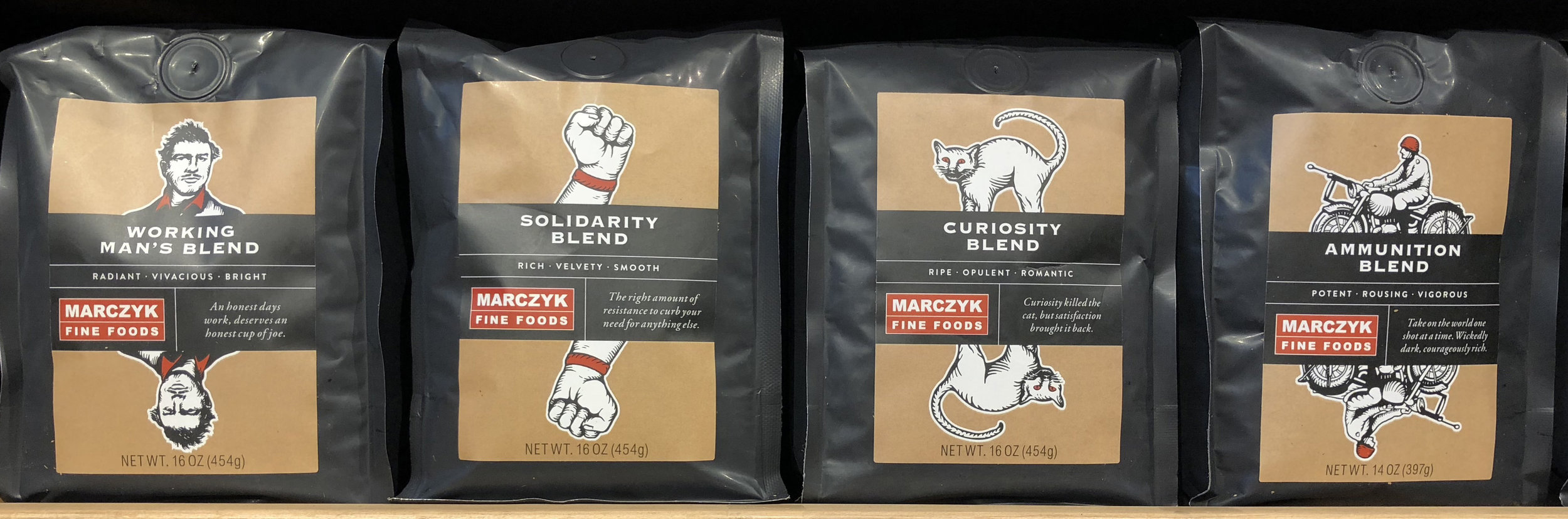 You want to taste some smooth coffee? Taste these. Seriously.