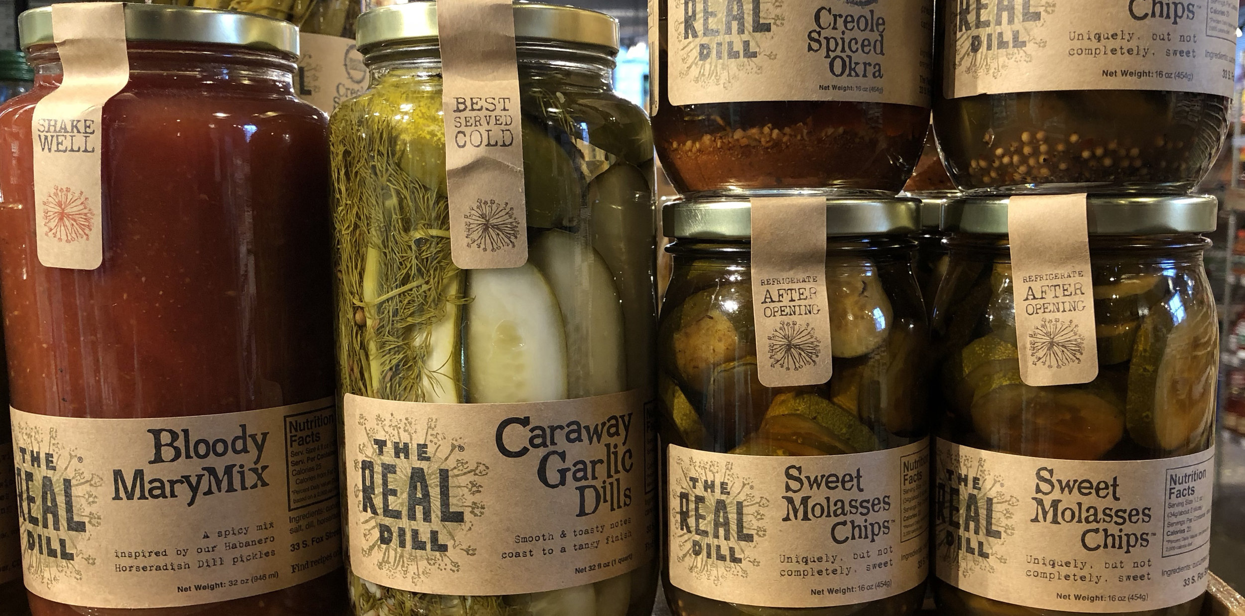 Do you have a constant craving for the perfect pickle? These are those craved-for pickles.
