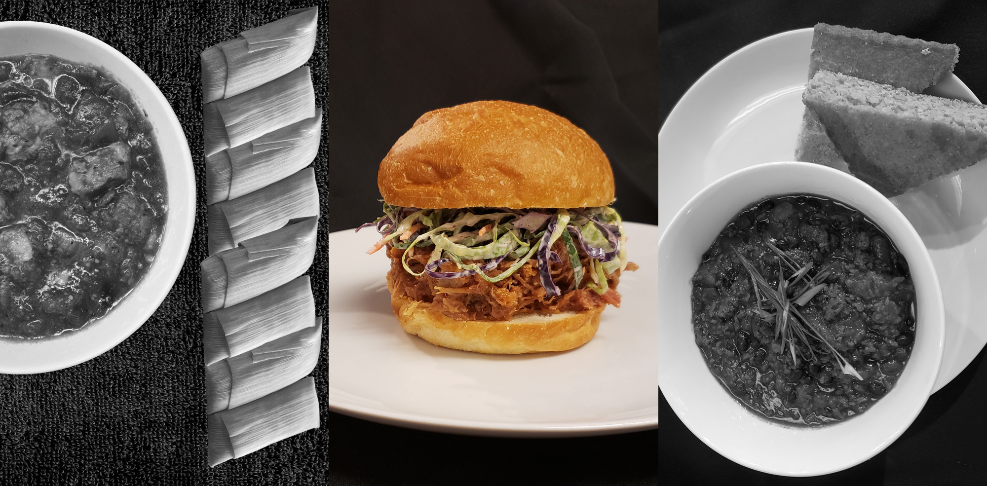 SPRING BREAK KITS   NIMAN RANCH BBQ PULLED PORK + BRIOCHE BUNS + MARKET-MADE CAROLINA GOLD BBQ SAUCE + MARKET-MADE COLE SLAW = EASILY ENOUGH FOR 4 $39.99  ORDER HERE
