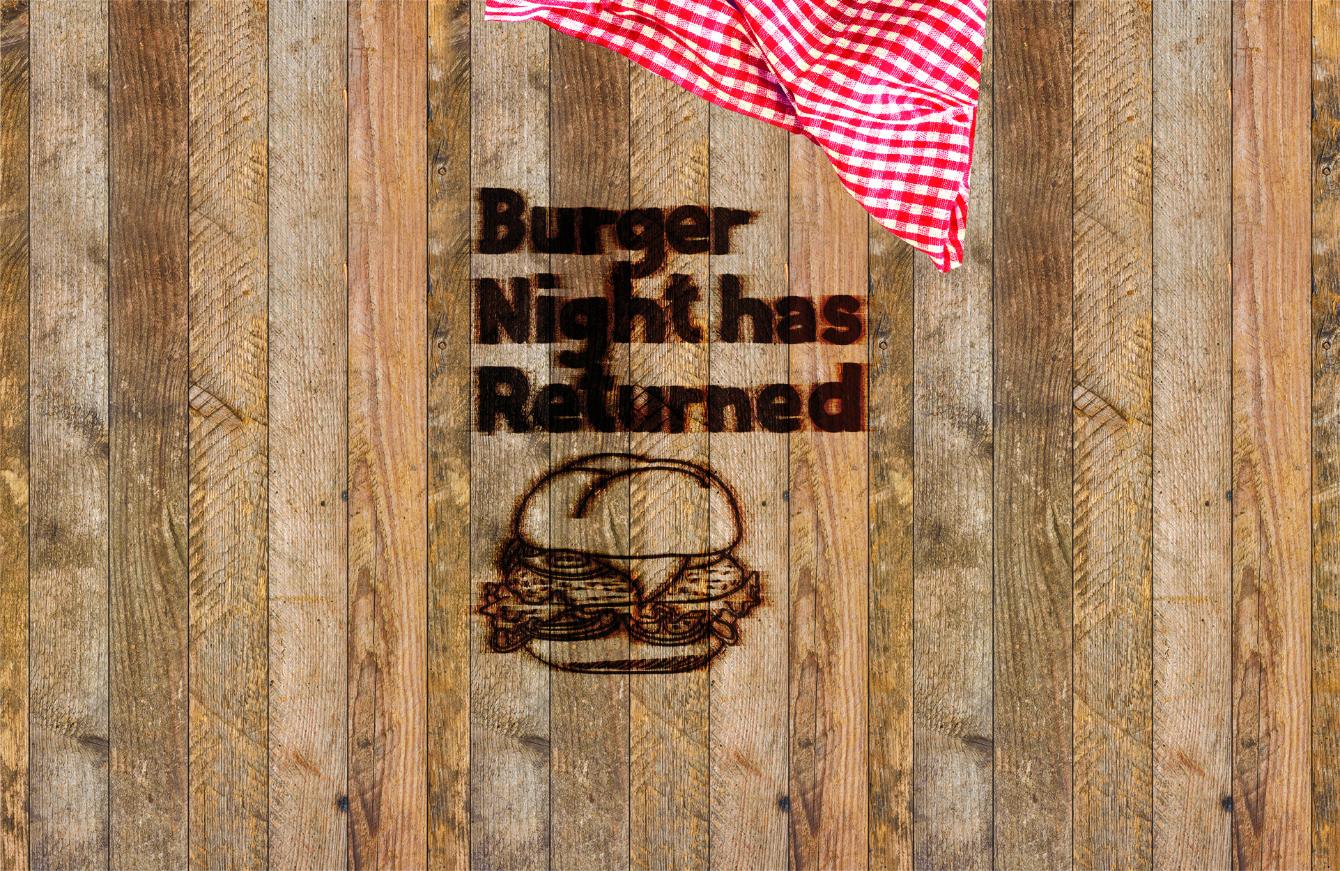 The best charcoal-grilled burger in Denver. Every Friday, 5:00–7:30pm Both stores