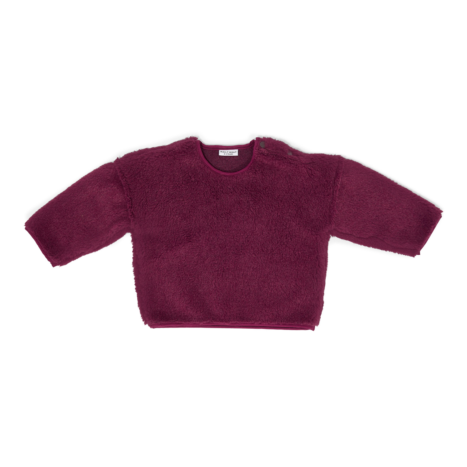 Teddy oversized sweater mulberry front.jpg