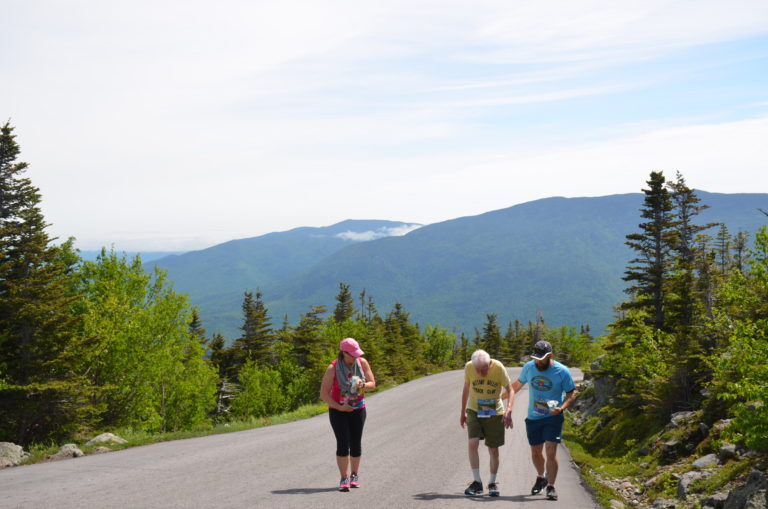 97-year-old completes 7.6 mile run up Mount Washington! What an inspiration!!