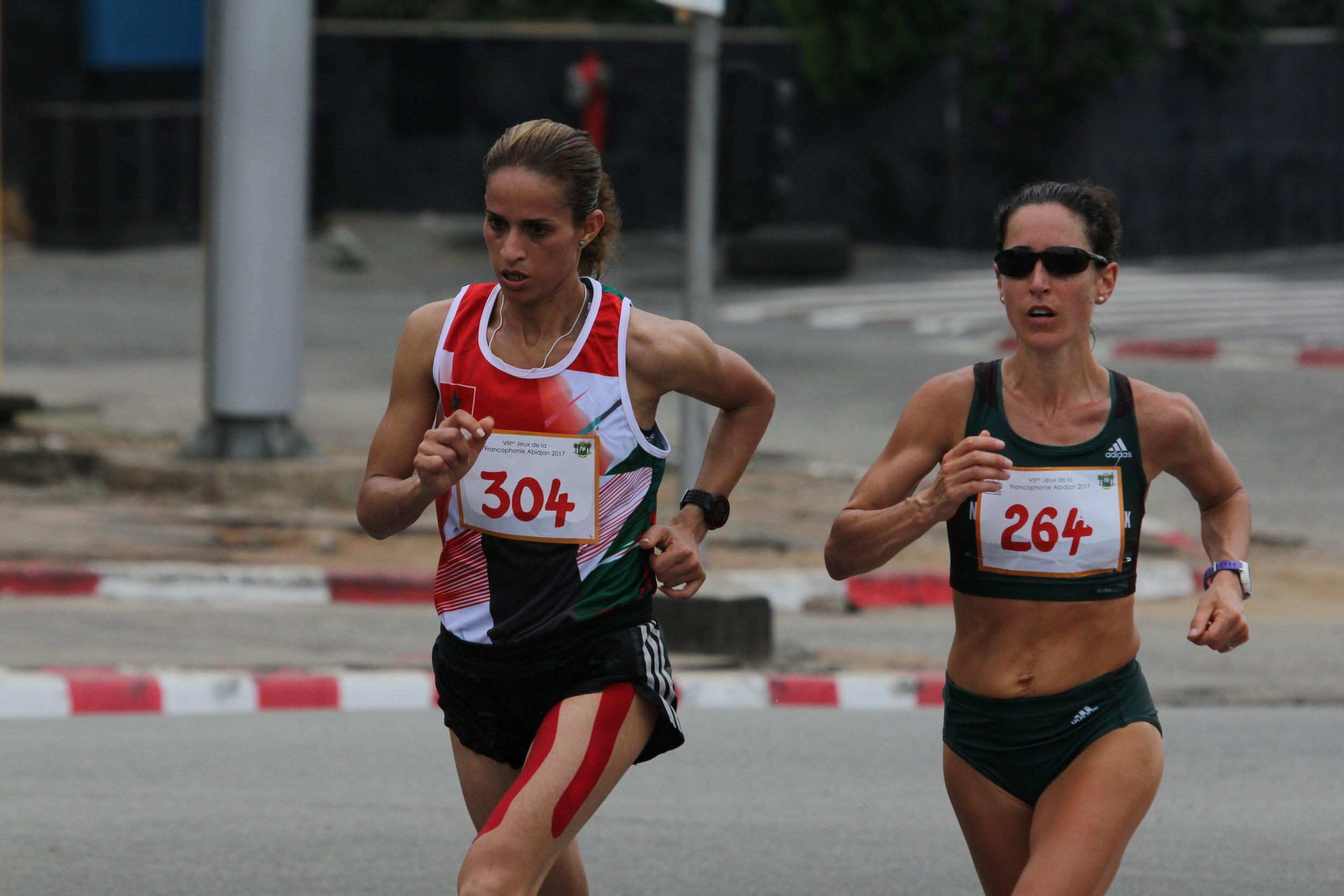 Jeux de la Francophonie 2017 Marathon
