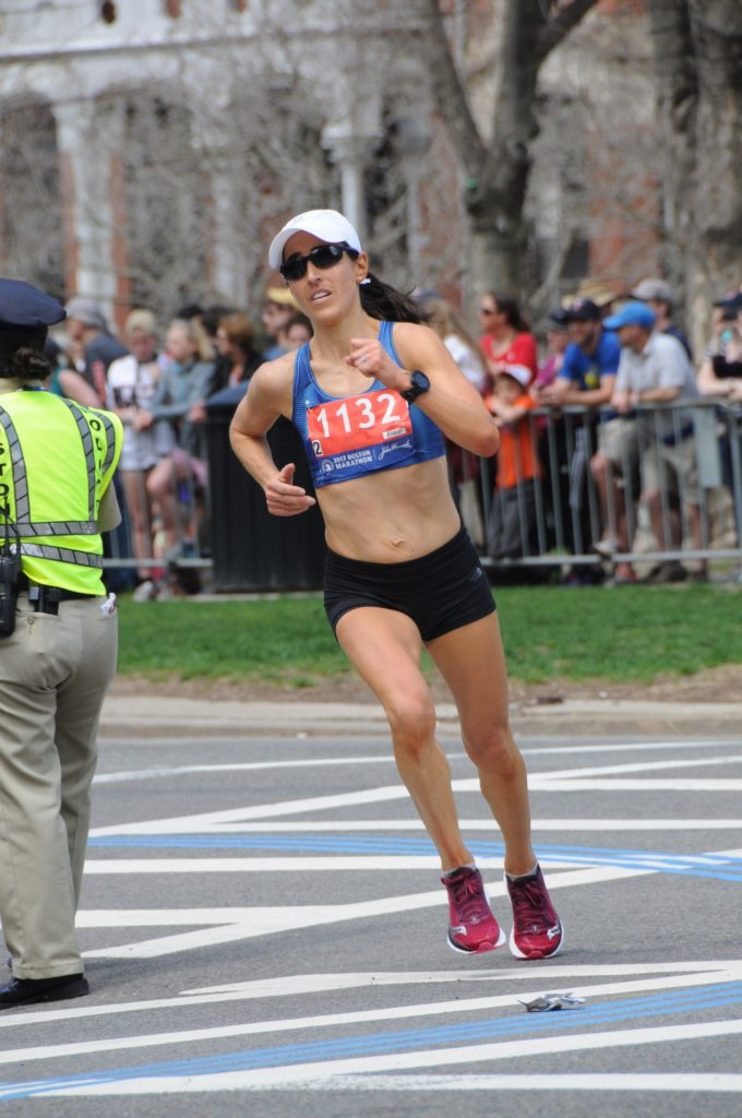 2017 Boston Marathon – 2:45:46