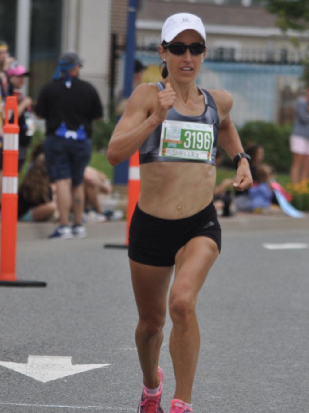 Shelley Marathon by the Sea 2018